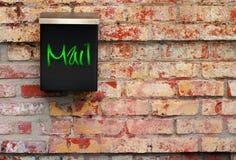 ταχυδρομείο κιβωτίων Στοκ εικόνες με δικαίωμα ελεύθερης χρήσης