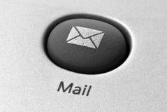 ταχυδρομείο κουμπιών Στοκ φωτογραφίες με δικαίωμα ελεύθερης χρήσης