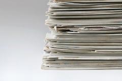 ταχυδρομείο που συσσ&omega Στοκ εικόνες με δικαίωμα ελεύθερης χρήσης