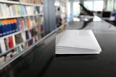 ταχυδρομείο φακέλων Στοκ φωτογραφία με δικαίωμα ελεύθερης χρήσης