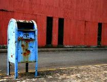 ταχυδρομική θυρίδα εμεί&sig Στοκ Εικόνα