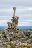 Ταχυδρομική θυρίδα πάνω από τον κόσμο Στοκ φωτογραφία με δικαίωμα ελεύθερης χρήσης