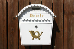 ταχυδρομική θυρίδα Στοκ φωτογραφία με δικαίωμα ελεύθερης χρήσης