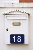 Ταχυδρομική θυρίδα Στοκ Φωτογραφίες