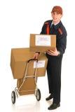 ταχυδρομική υπηρεσία παρ στοκ φωτογραφία
