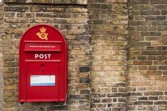 Ταχυδρομικό κουτί Στοκ Φωτογραφία