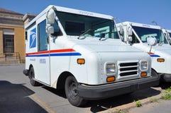 ταχυδρομικό όχημα usps Στοκ Εικόνες