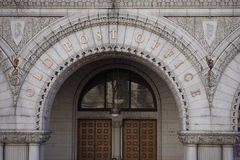 Ταχυδρομείο Ουάσιγκτον Στοκ Εικόνα