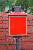 Ταχυδρομική θυρίδα Στοκ Εικόνα