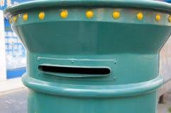 Ταχυδρομική ταχυδρομική θυρίδα Στοκ εικόνα με δικαίωμα ελεύθερης χρήσης