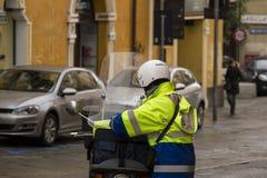 ταχυδρόμος Στοκ εικόνες με δικαίωμα ελεύθερης χρήσης