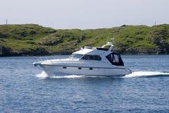 ταχύπλοο σκάφος καμπινών Στοκ εικόνες με δικαίωμα ελεύθερης χρήσης