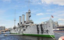 Ταχύπλοο σκάφος αυγής Στοκ Εικόνα