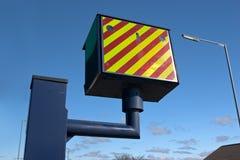 ταχύτητα αστυνομίας φωτο& Στοκ Φωτογραφίες