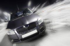 ταχύτητα αυτοκινήτων Στοκ Φωτογραφίες