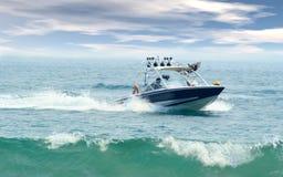 ταχύτητα βαρκών Στοκ φωτογραφία με δικαίωμα ελεύθερης χρήσης
