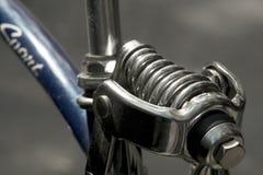 ταχύτητα δέκα ποδηλάτων Στοκ Εικόνες