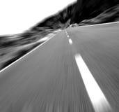 ταχύτητα ορίου Στοκ Φωτογραφίες