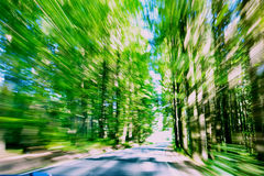 Ταχύτητα περικαλυμμάτων Στοκ Φωτογραφία
