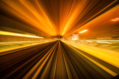 Ταχύτητα στρεβλώσεων Στοκ Εικόνες