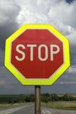 ταχύτητα 50 ορίου Στοκ φωτογραφία με δικαίωμα ελεύθερης χρήσης