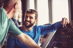 Ταχύτητα treadmill στοκ φωτογραφίες με δικαίωμα ελεύθερης χρήσης