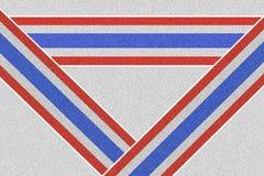 Ταϊλάνδη πολύχρωμη Στοκ εικόνα με δικαίωμα ελεύθερης χρήσης