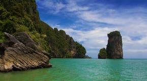 Ταϊλάνδη στην υποδοχή Στοκ εικόνα με δικαίωμα ελεύθερης χρήσης
