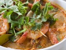 Ταϊλανδικά τρόφιμα, tom διοσκορέα gung Στοκ εικόνα με δικαίωμα ελεύθερης χρήσης