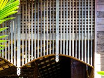 Ταϊλανδική αρχιτεκτονική Lanna σε Chiangmai στοκ φωτογραφία