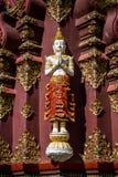 Ταϊλανδική θρησκευτική τέχνη Στοκ φωτογραφία με δικαίωμα ελεύθερης χρήσης