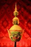 Ταϊλανδική μάσκα Στοκ εικόνα με δικαίωμα ελεύθερης χρήσης