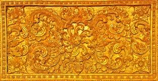 Ταϊλανδική τέχνη. Στοκ Φωτογραφίες
