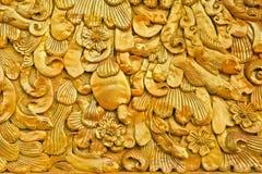 Ταϊλανδική τέχνη. Στοκ Εικόνες