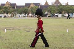 Ταϊλανδικός ανώτερος υπάλληλος στρατού Στοκ Εικόνες