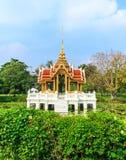 Ταϊλανδικός βασιλικός περίπτερων Στοκ φωτογραφία με δικαίωμα ελεύθερης χρήσης