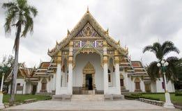 Ταϊλανδικός ναός εκκλησιών Στοκ εικόνα με δικαίωμα ελεύθερης χρήσης