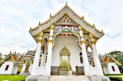 Ταϊλανδικός ναός στοκ εικόνα