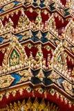 Ταϊλανδικός ναός Στοκ Φωτογραφίες