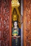 Ταϊλανδικός παραδοσιακός Στοκ φωτογραφία με δικαίωμα ελεύθερης χρήσης