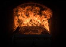 Ταϊλανδικό βουδιστικό cremation ύφους θρησκευτικό στοκ εικόνες με δικαίωμα ελεύθερης χρήσης