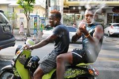 Ταϊλανδικό νέο έτος Στοκ φωτογραφία με δικαίωμα ελεύθερης χρήσης
