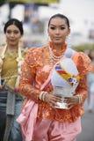 Ταϊλανδικό νέο φεστιβάλ Songkran έτους στοκ φωτογραφίες
