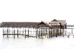 Ταϊλανδικό σπίτι Στοκ φωτογραφία με δικαίωμα ελεύθερης χρήσης