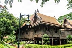 Ταϊλανδικό σπίτι Kwan Thub Στοκ Φωτογραφίες
