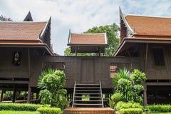 Ταϊλανδικό σπίτι Kwan Thub Στοκ Εικόνες