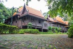 Ταϊλανδικό σπίτι Kwan Thub Στοκ φωτογραφίες με δικαίωμα ελεύθερης χρήσης