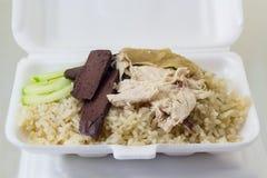 Ταϊλανδικό ύφος των τροφίμων στοκ φωτογραφίες