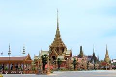 ταϊλανδικό wat Στοκ εικόνα με δικαίωμα ελεύθερης χρήσης