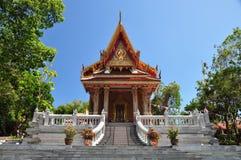 ταϊλανδικό watprako ναών Στοκ εικόνα με δικαίωμα ελεύθερης χρήσης